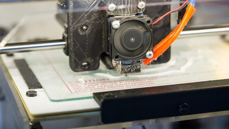 Imprimante 3D : pour fabriquer des maquettes et des prototypes