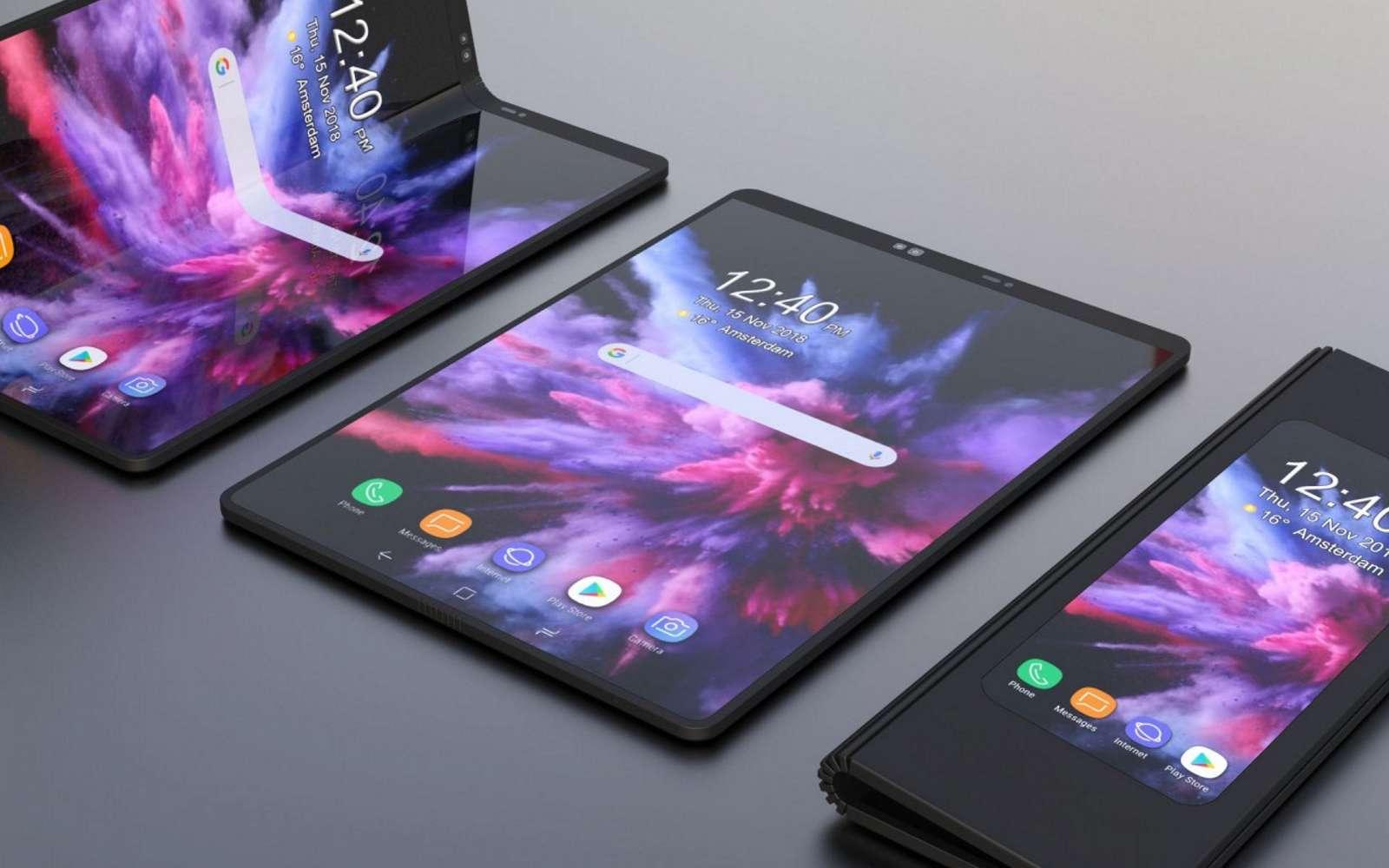 3 marques de smartphone pliable à connaitre