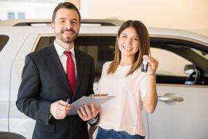 leasing automobile